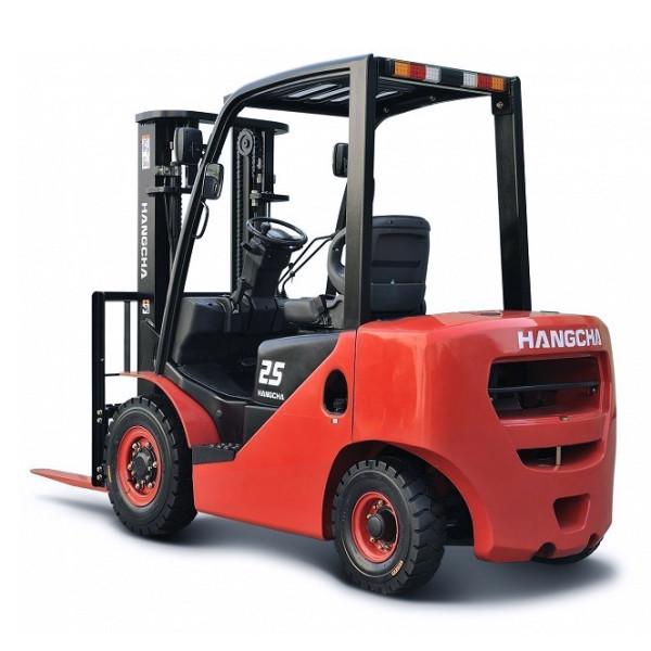 Gaffeltruck - Hangcha Truck - Rimelig Diesel truck