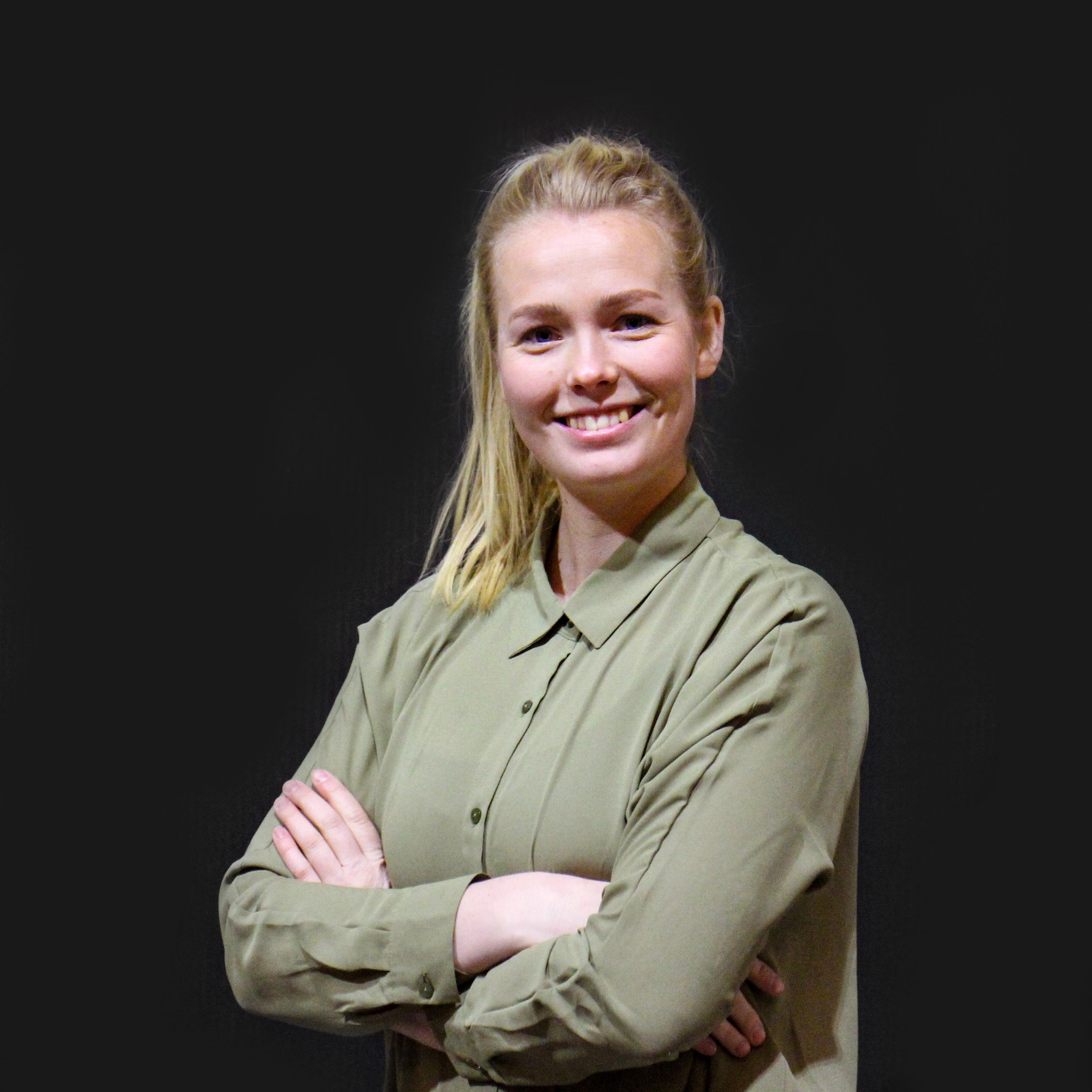 Lisa Ådalen - Markedsføring og Kundeoppfølging hos Ådalen Truck AS