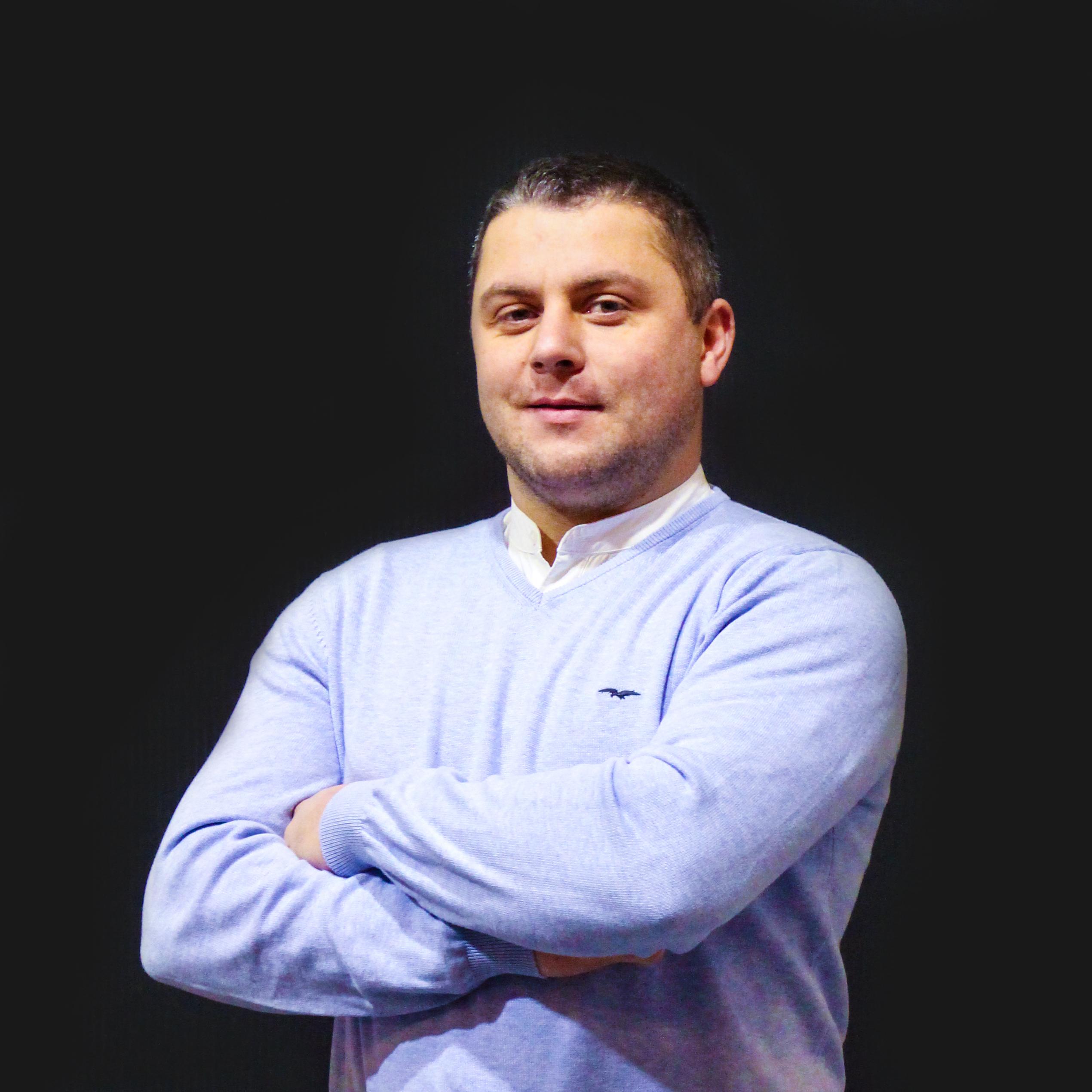 Michal kolakowski - Verksmester hos Ådalen Truck AS