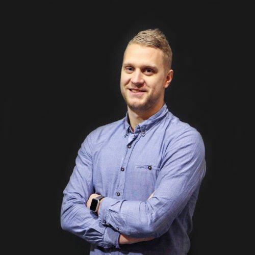 Ørjan Ådalen - Salgssjef hos Ådalen Truck AS