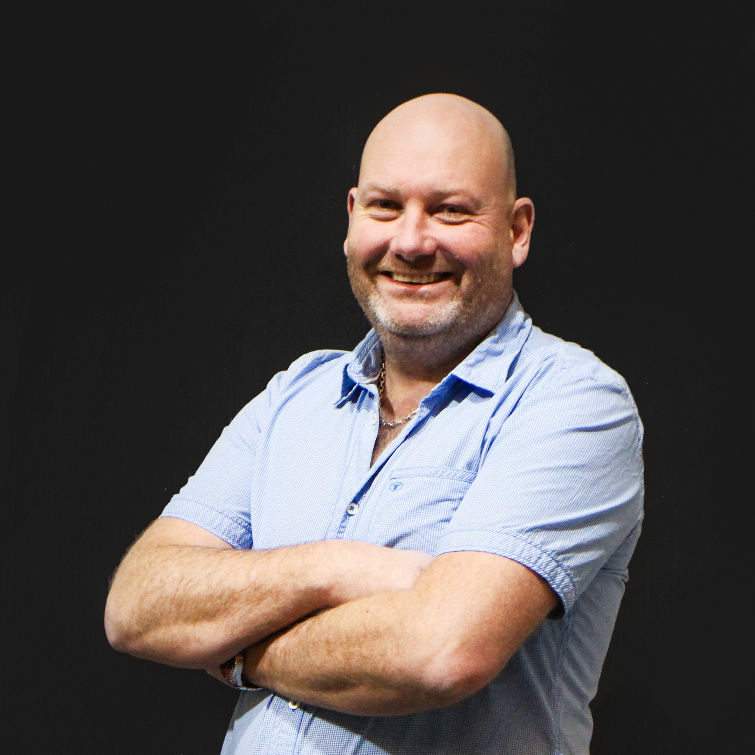 Rune Kristiansen - logisitkk hos Ådalen Truck AS